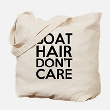 Cute Dont care Tote Bag
