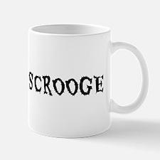Scrooge Mugs