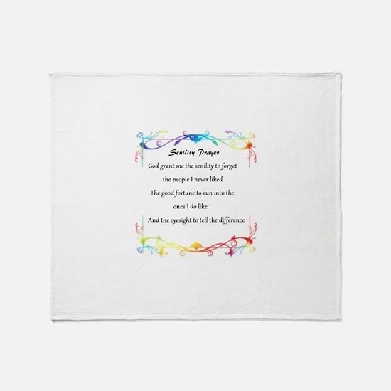 Cute People Throw Blanket