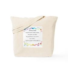 Cute Senility Tote Bag