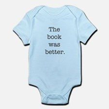 The book was better Body Suit