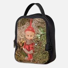 Elf in the Tree Neoprene Lunch Bag