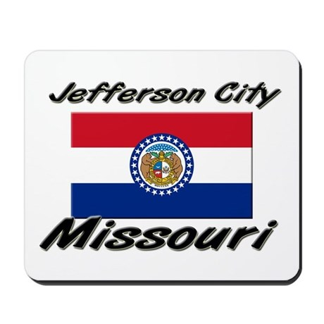 Jefferson City Missouri Mousepad