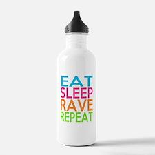 Cute Rave Sports Water Bottle