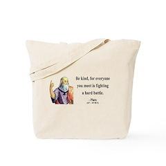 Plato 2 Tote Bag