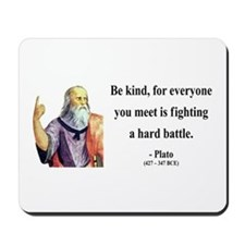 Plato 2 Mousepad