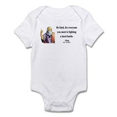 Plato 2 Infant Bodysuit