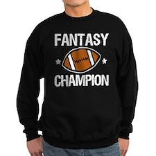 Fantasy Football Champion funny Jumper Sweater