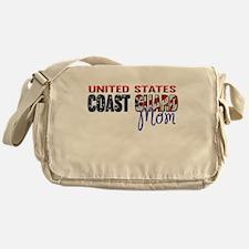 Cute Coast guard Messenger Bag