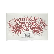 Charmed: The Power of Three Heart Rectangle Magnet