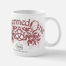 Charmed: The Power of Three Heart Mug