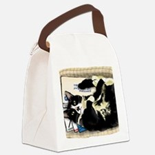 Cool Phillip Canvas Lunch Bag