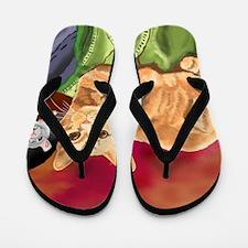 Cool Alexandria Flip Flops