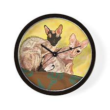 Cute Phillip Wall Clock
