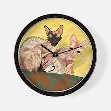 Cool Cornish Wall Clock