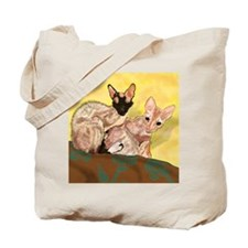 Cute Pair Tote Bag