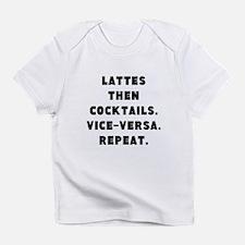 LATTES THEN COCKTAILS T-Shirt