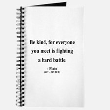 Plato 2 Journal