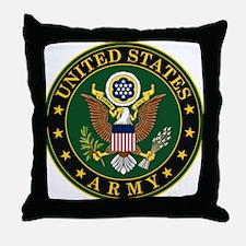 U.S. Army Symbol Throw Pillow
