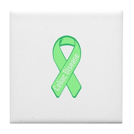Celiac Disease Tile Coaster