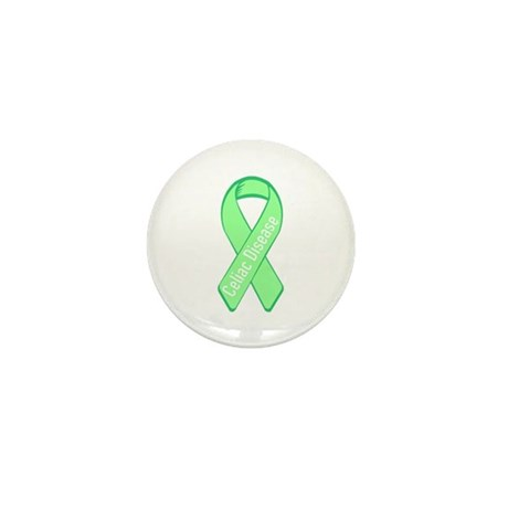 Celiac Disease Mini Button