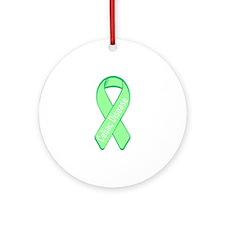 Celiac Disease Ornament (Round)