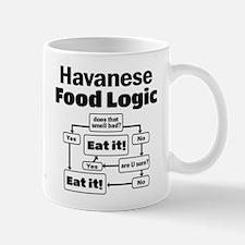 Havanese Food Mug