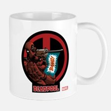 Deadpool Flag Mug