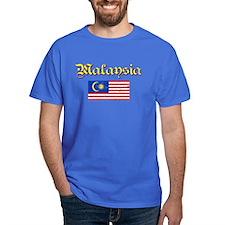 Malaysian Flag T-Shirt