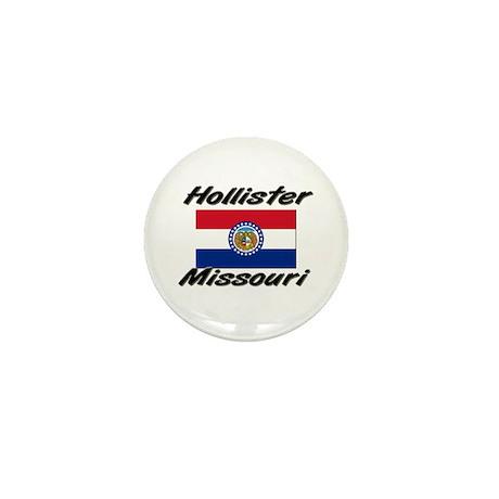Hollister Missouri Mini Button