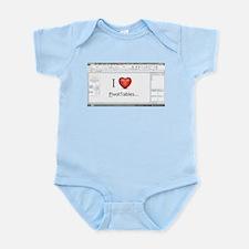 Cute Office Infant Bodysuit