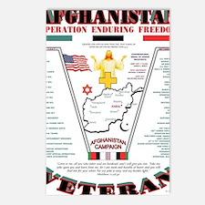 AFGHANISTAN WAR OPERATION Postcards (Package of 8)