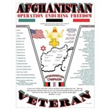 Afghanistan Wrapped Canvas Art