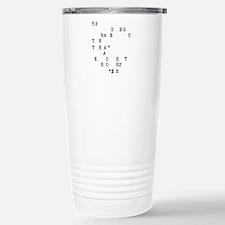 Funny Attorney Travel Mug