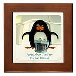 Pongo - Framed Tile