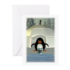 Pongo - Greeting Cards (Pk of 10) 5x7