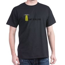 Unique Alien abduction T-Shirt