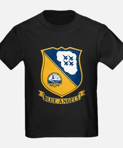 Funny Blue angels T
