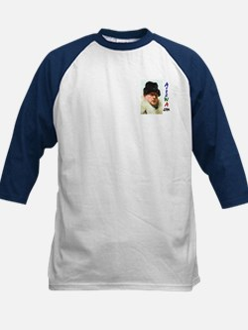 Dinghy by Anders Zorn Kids Baseball Jersey