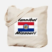 Hannibal Missouri Tote Bag