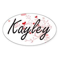 Unique Kayley Decal