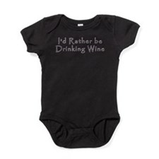Funny Would Baby Bodysuit
