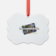 Wisconsin Dells Ornament