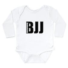 Cute Bjj Long Sleeve Infant Bodysuit