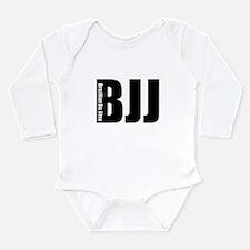 Funny Bjj Long Sleeve Infant Bodysuit