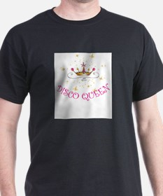 Unique Disco queen T-Shirt