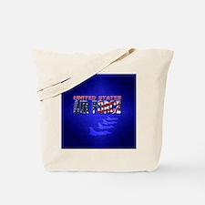 Air Force Tote Bag