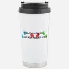Cute Triplets Travel Mug