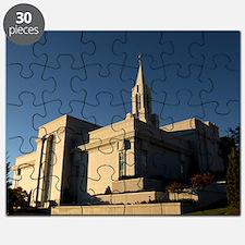LDS Bountiful Utah Temple Puzzle