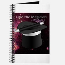 I AM the Magician Journal